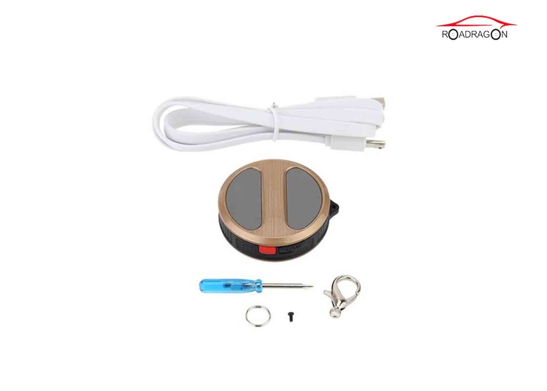 Accurate Personal GPS Tracker , Long Battery Human GPS Tracker For Disabled