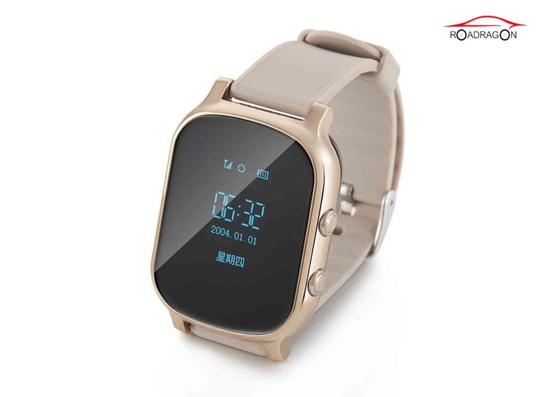 Accurate Positioning GPS Locator Watch Anti - Dropoff Alarm History Playback