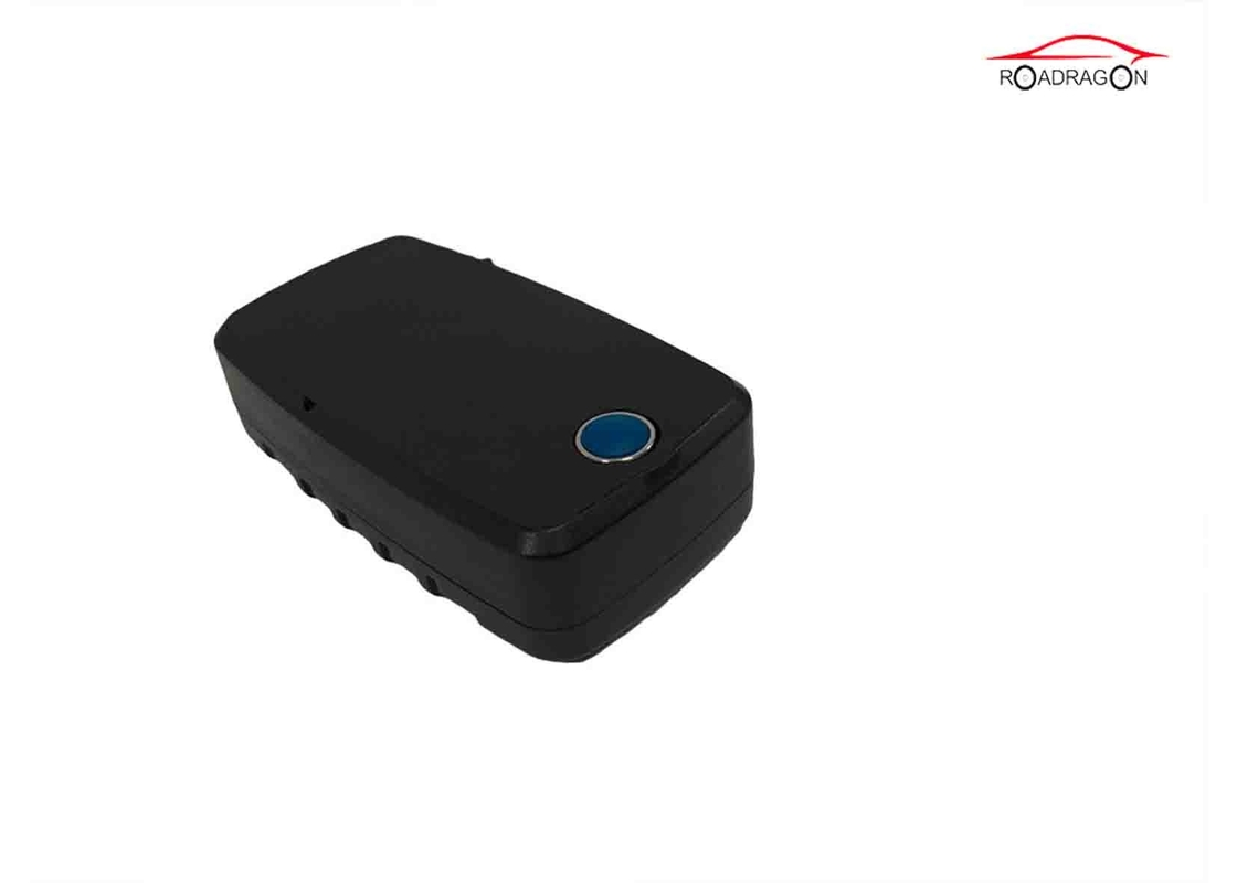 Engine Shut Off Long Battery GPS Tracker AGPS Quad Positioning Geo - Fence Alarm